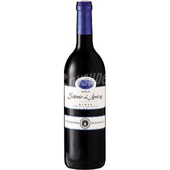 SEÑORIO DE ARRIEZU Vino tinto joven ecologico D.O. Rioja botella 75 cl Botella 75 cl