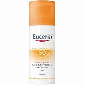 Eucerin Sun gel-crema Dry FP50 Bote 50 ml
