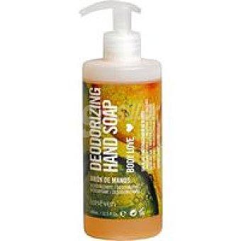 LAISEVEN Jabón de manos sin olor-deso Dosificador 400 ml