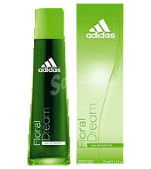 Adidas Colonia femenina woman floral spray 75 ml