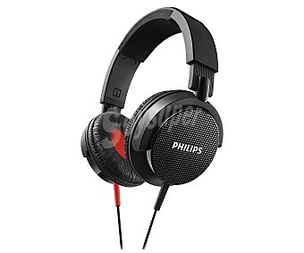 Philips Auricular cerrado tipo casco SHL3100BK/10 Color negro