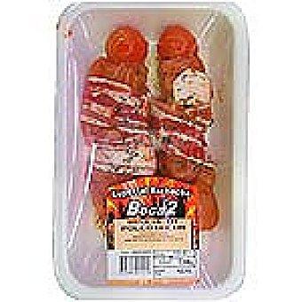 BOCA2 Brocheta de pollo y bacon Bandeja 280 g
