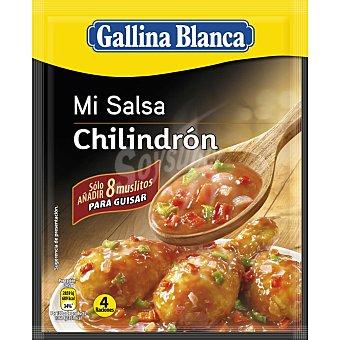 Gallina Blanca Salsa Chilindron Gallina Blanca 52 gr