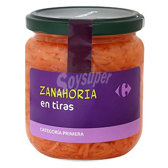 Carrefour Zanahoria rallada 180 g