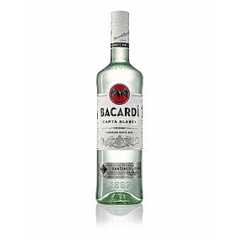 Bacardi Ron carta blanca Botella 70cl