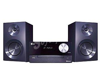 LG Electronics Microcadena CM2460, 100W, bluetooth, Usb, TV Sound Sync 100W, bluetooth, Usb, TV Sound Sync