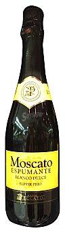 C. PECATTO Moscato espumante (Dulce y aromático) Botella de 750 cc