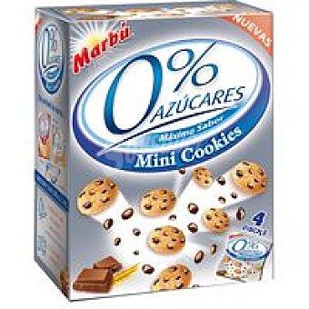 Marbu Artiach Mini Cookies 0% azúcar Caja 120 g
