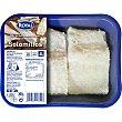 Solomillos de bacalao salado bandeja 300 g bandeja 300 g Pescados Royal