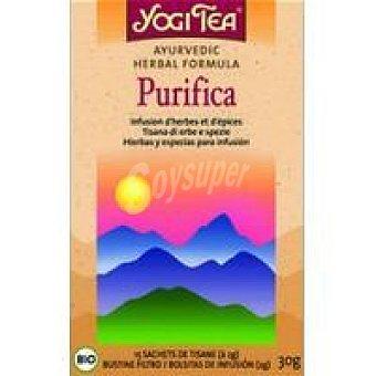 Yogi Tea Té desintoxicante Caja 30 g