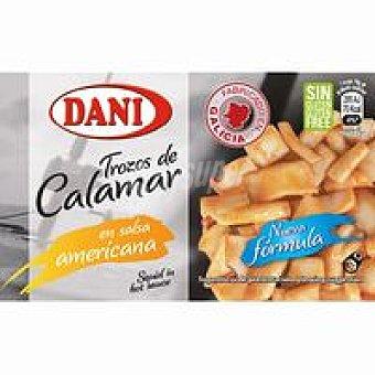 Dani Calamares en trozos en salsa americana Lata 106 g