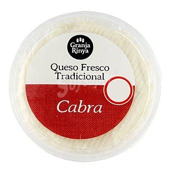Granja rinya Queso fresco de cabra Tarrina de 250 g