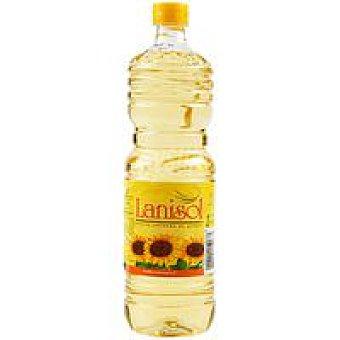 Lanisol Aceite de girasol Botella 1 litro