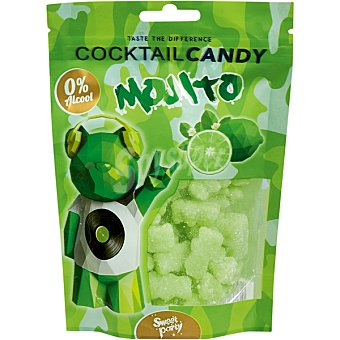 COCKTAIL CANDY Ositos de gominola sabor Mojito 0% alcohol  Estuche 100 g