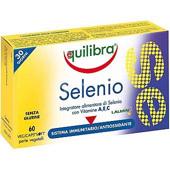EQUILIBRA Selenio 60 perlas Envase 29 g