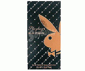 Playboy Fragrances Colonia Vaporizador Woman Spicy 75ml