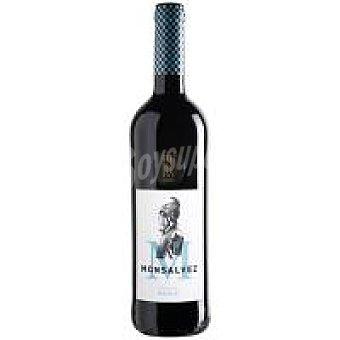 Monsalvez Vino Tinto Roble R. del Duero Botella 75 cl