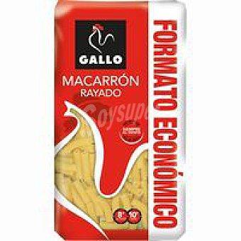 Gallo Macarrón rayado Paquete 1 kg