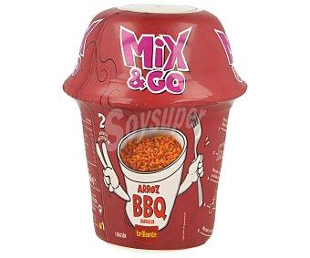 Brillante Arroz barbacoa Mix&Go Bote de 360 g