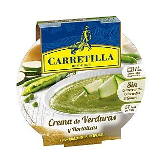 Carretilla Crema campestre de verduras y hortalizas bol 300 g