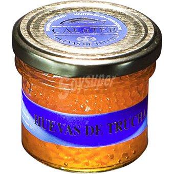CAL&TER Huevas de trucha Tarrina 100 g