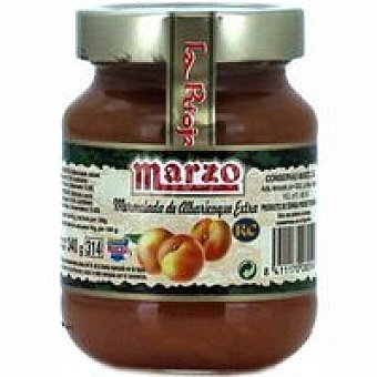 Marzo Mermelada de albaricoque extra Tarro 400 g
