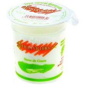 VILLAVILLERA Yogur desnatado Tarro 125 g