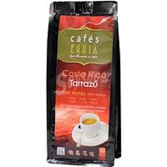 CAFÉS EGUIA Café molido de Costa Rica Tarrazu Paquete 250 g