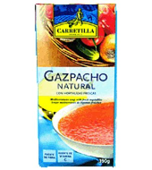 Carretilla Gazpacho natural 390 g