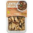 Lenteja beluga con mijo y shiitake estuche 270 g estuche 270 g Trevijano