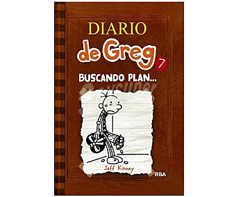 Molino Diario de Greg 7: Buscando un Plan, jeff kinney, Género: Infantil, Editorial: Molino