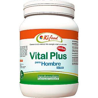 KIFOOD Concentrado natural de Energía Vital Plus para hombre en perlas Envase 1 kg