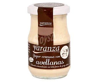 Yaranza Yogur cremoso con avellanas y sin gluten 140 g