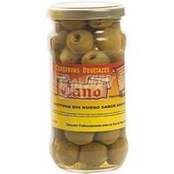 Cano Aceitunas deshuesada Frasco 200 g