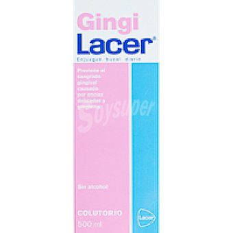 Lacer Gingilacer colutorio Botella 500 ml
