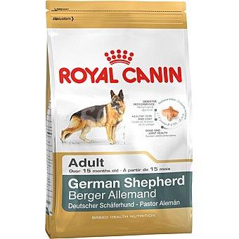 ROYAL CANIN ADULT German Shepherd producto especial para perros de raza pastor aleman bolsa 12 kg Bolsa 12 kg