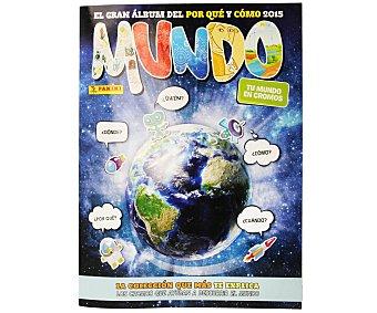 PANINI Álbum de cromos de la colección Mundo 1 unidad