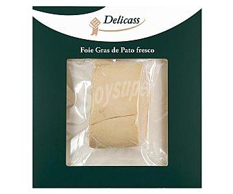 Delicass Foie gras de pato 250 Gramos