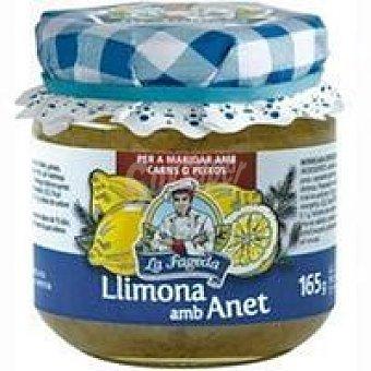La Fageda Mermelada de llimona amb anet Tarro 165 g