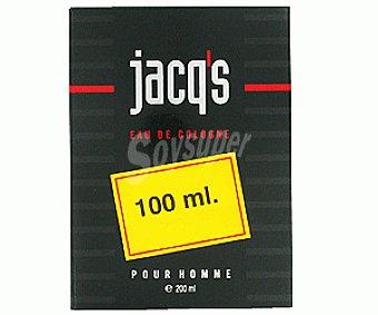 Jacq's Colonia Hombre Vaporizador 100 Mililitros