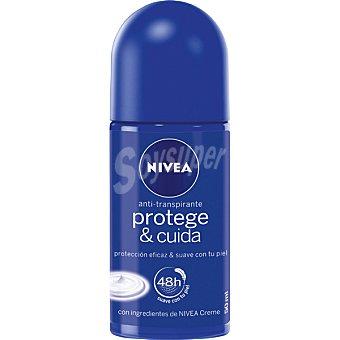 Dove Desodorante roll-on Mineral Touch sin alcohol anti-transpirante 48h  envase 50 ml