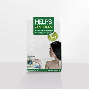 Helps Infusión en bolsitas ecológica Antiox 20 ud