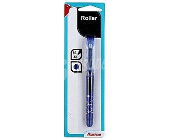 Auchan Rotulador De Color Azul Punta 0,7 Milímetros 1 Unidad