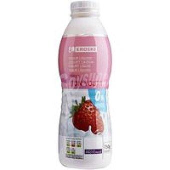 Eroski Bonyourt 0% de fresa Botella 750 ml