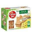 Crackers Bio de trigo sarraceno 185 g CEREAL BIO