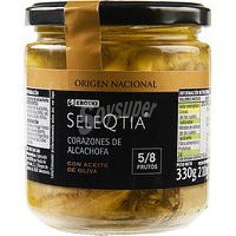 Eroski Seleqtia Alcachofa en aceite de oliva Eroski Tarro 330 g