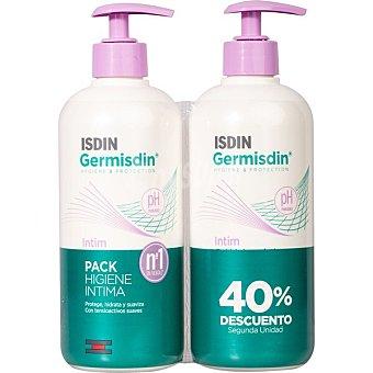 ÍNTIMA Germisdin Intim gel de higiene ml Pack 500+500