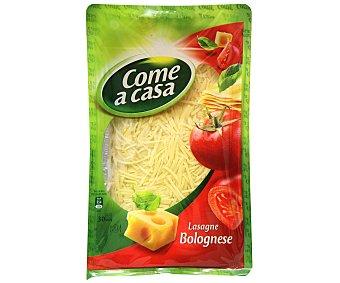 Come a Casa Lasaña boloñesa 1 kilogramo
