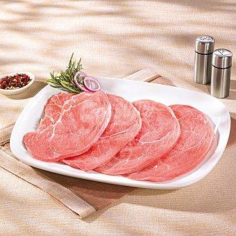 Carrefour Lomo de ternera blanca al corte 500.0 g.