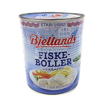 Bjellands Abóndigas de pescado 800 g